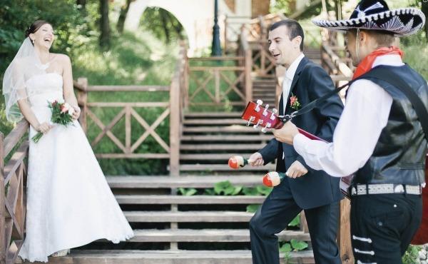песня в подарок невесте от жениха