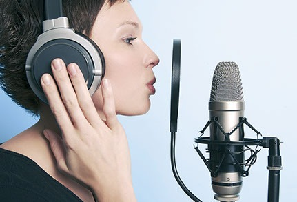 записать песню в подарок на студии