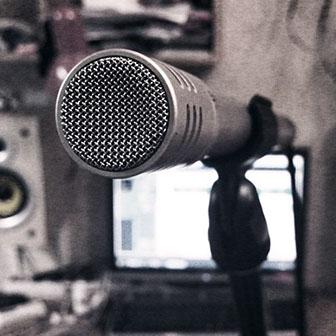 обработка записи голоса