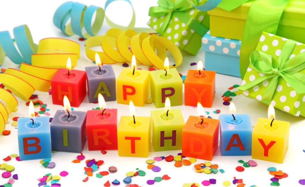 песня в подарок на день рождения